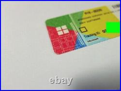 10 User CAL for Microsoft Windows Server 2016 (10 x 1 CAL) Quick Postage