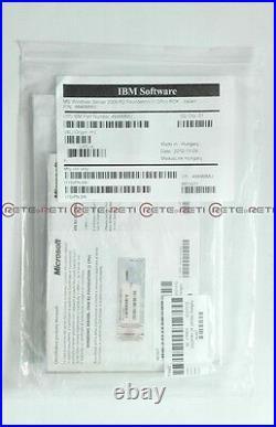 185+IVA IBM 4849MMU Windows Server 2008 Foundation R2 1 CPU x64 ROK