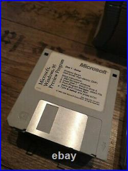 3.5 Floppy Disks Windows 95 Preview, 95 Plus! Office 95, Windows 3.1, MS-DOS