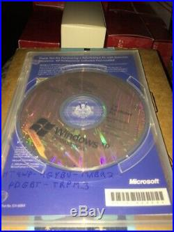 48 Copies Windows XP Professional Service Pack 3 Software CD With PCs withKey