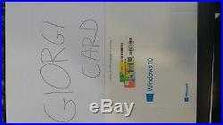 50x Windows 10 PROFESSIONAL Microsoft COA Sticker/label key license WIN 10 Pro