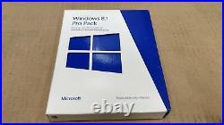 5VR-00141 Microsoft Windows 8.1 Pro Pack license Only