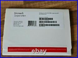 5 x Windows Server 2019 Standard 16 Core Packs DVD COA Brand New, Sealed