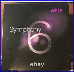 AVID Symphony 6.0.1 Video Editing Software with System ID & Activation ID