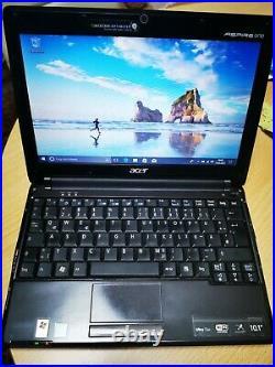 Acer Aspire One A0531h Netbook, Notebook, Laptop, PC 10.1 Zoll Intel Atom Prozes