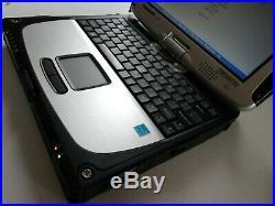 CUSTOMIZED Panasonic ToughBook CF-19 mk8 10 Core i5 Touchscreen CF19 Windows 10
