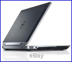 DELL LATITUDE E6430 LAPTOP WINDOWS 10 WIN DVD+RW INTEL i5 2.6GHz 16GB SSD HDMI