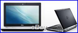 Dell Laptop Computer 14 LED Intel Core i5 3.20GHz 4GB 250GB DVD+RW WiFi WebCam