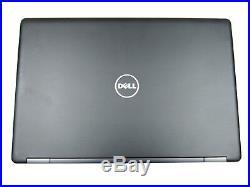 Dell Latitude 5580 15.6 FHD QC i7-7820HQ 2.9GHz 16GB DDR4 0-512GB BT Windows 10
