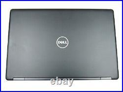 Dell Latitude 5580 15.6 IPS FHD i7-7820HQ 2.9GHz 8-32GB 0-512GB M. 2 Windows 10