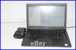 Dell Latitude 7280 12.5 FHD DC i5-7300U 2.6GHz 8-16GB 0-256GB SSD Windows 10