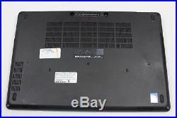 Dell Latitude E5570 15.6 FHD i7-6820HQ 2.7GHz 16GB DDR4 512GB R7 M370 Windows 10