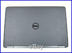 Dell Latitude E7250 12.5 i5-5300U 2.3GHz 8/16GB RAM 0-256GB SSD Windows 10