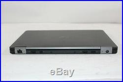 Dell Latitude E7270 12.5 FHD i7-6600U 2.60GHz 8-16GB RAM 0-512GB SSD Windows 10
