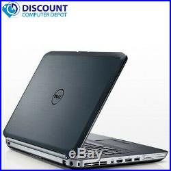 Dell Latitude laptop 15.6 i5 3.2GHz 1TB 16GB RAM Wifi HDMI Windows 10 Pro
