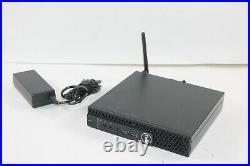 Dell OptiPlex 3050 Micro i3-6100T 3.2GHz 8-16GB DDR4 0-500GB HDD Windows 10 WiFi