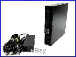 Dell OptiPlex 5050 Micro i5-7600T 2.8GHz 8-16GB RAM DDR4 0-256GB SSD Windows 10