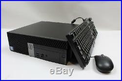 Dell OptiPlex 5050 SFF Quad Core i5-6500 3.2GHz 8-16GB 0-256GB SSD Windows 10