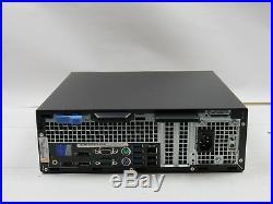Dell OptiPlex 7040 SFF QC i5-6500 3.2GHz 8GB DDR4 256-500GB HDD/SSD Windows 10