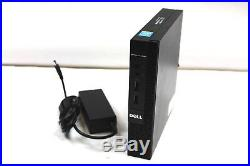 Dell OptiPlex 9020M Micro i3-4160T 3.1GHz 4GB RAM No-500GB HDD Windows 10 Pro