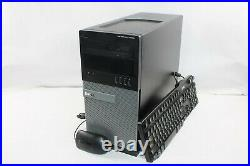 Dell OptiPlex 9020 Mid-Tower QC i7-4790 3.6GHz 8GB RAM 0-500GB HDD Windows 10