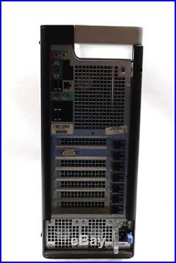 Dell Precision T5600 2x 4C E5-2609 2.4GHz 8-32GB RAM 0-250GB HDD Windows 10