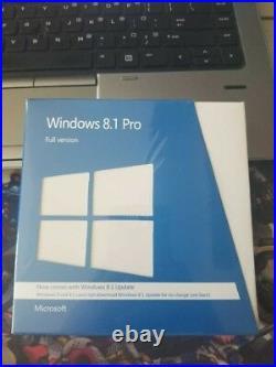 Free shipping Microsoft windows 8.1 pro 32 & 64 BIT full version DVD