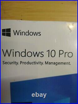 Genuine Microsoft Windows 10 Pro Full Retail Version (USB Flash Drive)