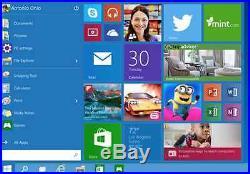 Genuine Sealed box Microsoft Windows 10 Professinol 64 Bit DVD with product key