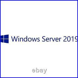 HPE Microsoft Windows Server 2019 Standard Edition ROK P11058-B21
