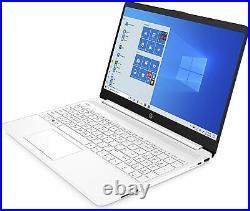 HP 15s-eq0031na 15.6 Inch Full HD Laptop White AMD Ryzen 5 3450U 8 GB RAM