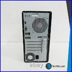 HP 290 G2 i5 8500 8GB Ram 256GB SSD Windows 10 Pro Operating System OS Tower PC