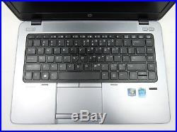 HP EliteBook 840 G1 14 DC i5-4300U 1.9GHz 4-16GB RAM 250-500GB HDD Windows 10
