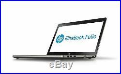 HP EliteBook Folio 14 Laptop Core i5 16GB RAM 1TB HDD SSD Windows 10 Grade C