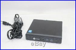 HP EliteDesk 800 G1 Mini i5-4590T 2.0GHz 8-16GB RAM 0-120GB SSD Windows 10 WLAN