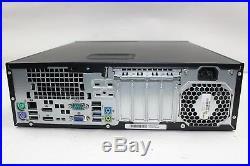 HP EliteDesk 800 G1 SFF QC i5-4690 3.5GHz 4-8GB RAM 500GB HDD Windows 10