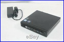 HP EliteDesk 800 G2 Mini QC i5-6500T 2.5GHz 8-16GB RAM HDD/SSD Windows 10