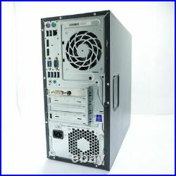 HP EliteDesk AMD A4-7300@3.8GHz, 8GB Ram, SSD options Windows 10 Pro