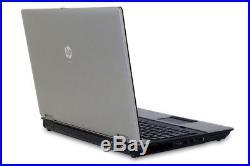 HP PROBOOK 6550b LAPTOP WINDOWS 10 PRO DVD+RW INTEL i7 2.4GHz 8GB 250GB HDMI PC