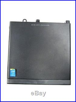 HP ProDesk 600 G1 Mini DC i3-4130T 2.9GHz 4GB RAM 500GB HDD WiFi Windows 10
