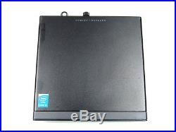 HP ProDesk 600 G1 Mini PC Quad Core i5-4590T 2GHz 8GB RAM 128GB SSD Windows 10