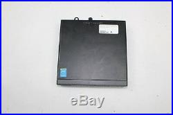 HP ProDesk 600 G1 Tiny QC i5-4590T 2.0GHz 4-8GB RAM None-HDD/SSD Windows 10