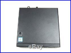 HP ProDesk 600 G2 Desktop Mini QC i7-6700T 2.8GHz 16GB DDR4 256GB SSD Windows 10