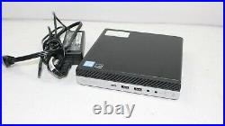 HP ProDesk 600 G3 DM Mini i5-7500T 2.7GHz 4-16GB RAM 0-512GB NVMe SSD Windows 10