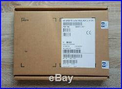 HP Windows Server 2008 R2 Enterprise 64 bit Server Lizenz 1-8 CPU inkl. 10 CAL
