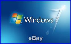 IBM ThinkCentre USFF Windows 7 PC Computer AMD Athlon X2 64 3GB 2TB 5 Year Wty