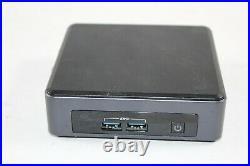Intel NUC NUC7i5DNKE i5-7300U 2.6GHz 8GB 0-256GB SSD Dual HDMI Windows 10