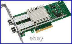 Intel X520-SR2, 2x 10GBase-SR