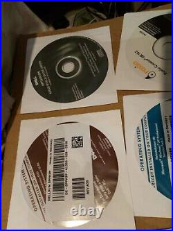 Job lot of Re-Installed Windows XP Operating system, system drivers and Roxio 10