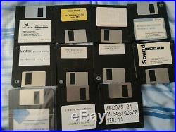 Job lot of Software Office 95, 97, 2000, Windows XP, MS DOS 5 etc